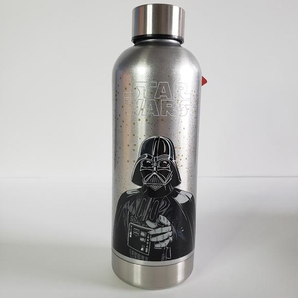 Star Wars water bottle Darth Vader stainless steel